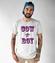 Kowboj czy cow boy koszulka z nadrukiem smieszne mezczyzna werprint 944 47