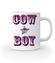Kowboj czy cow boy kubek z nadrukiem smieszne gadzety werprint 944 159