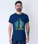 Sport to zdrowie do dziela koszulka z nadrukiem sport mezczyzna werprint 946 56