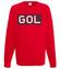 Gol nad golami bluza z nadrukiem sport mezczyzna werprint 947 108