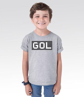 Gol nad golami!!! - Koszulka z nadrukiem - Sport - Dziecięca