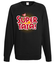 Super tata super gosc bluza z nadrukiem dla taty mezczyzna werprint 948 107