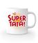 Super tata super gosc kubek z nadrukiem dla taty gadzety werprint 948 159