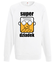 Super dziadek to ty bluza z nadrukiem dla dziadka mezczyzna werprint 949 106