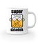 Super dziadek to ty kubek z nadrukiem dla dziadka gadzety werprint 949 159