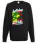 Reggae chill i lekkosc stylu bluza z nadrukiem muzyka mezczyzna werprint 951 107
