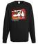 Krowa z humorem bluza z nadrukiem zwierzeta mezczyzna werprint 954 107