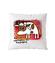 Krowa z humorem poduszka z nadrukiem zwierzeta gadzety werprint 954 164