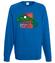 Z humorem przez zycie bluza z nadrukiem zwierzeta mezczyzna werprint 955 109