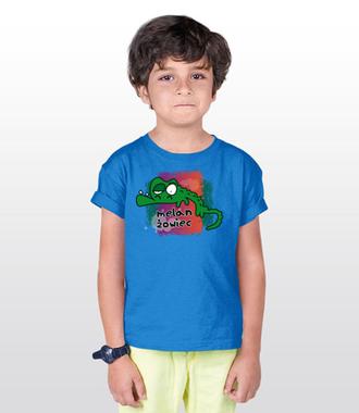 Z humorem przez życie - Koszulka z nadrukiem - Zwierzęta - Dziecięca