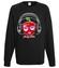Owocowy bit bluza z nadrukiem muzyka mezczyzna werprint 960 107