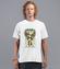 W pelni patriotycznych sil koszulka z nadrukiem smieszne mezczyzna werprint 962 40