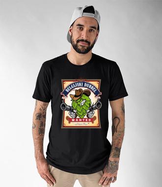 Z pełni serca - Koszulka z nadrukiem - Śmieszne - Męska
