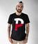 Patriotyczna sila w pelni koszulka z nadrukiem patriotyczne mezczyzna werprint 964 46