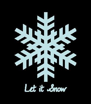 Niech pada snieg grafika na koszulke dziecieca 970