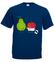 Byc doskonala wersja siebie koszulka z nadrukiem smieszne mezczyzna werprint 165 3