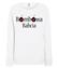 Bombowa babcia bluza z nadrukiem dla babci kobieta werprint 1006 114