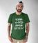 Ciezka praca ludzie sie bogaca koszulka z nadrukiem praca mezczyzna werprint 1012 191