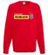 Zawodowy klikacz bluza z nadrukiem praca mezczyzna werprint 1026 108
