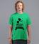 Uciekajac od obowiazkow koszulka z nadrukiem praca mezczyzna werprint 1029 194