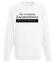 Pracuj bez pospiechu bluza z nadrukiem praca mezczyzna werprint 1037 106