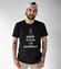 Keep calm i am architect koszulka z nadrukiem praca mezczyzna werprint 1042 46