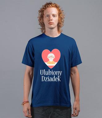 Ty jesteś ulubionym dziadkiem - Koszulka z nadrukiem - Dla Dziadka - Męska
