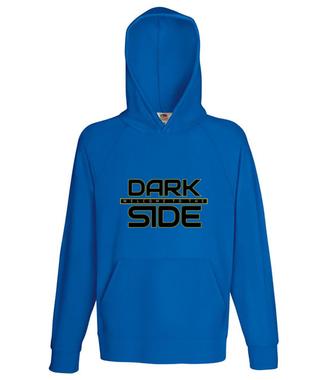 Po ciemnej stronie mocy - Bluza z nadrukiem - Filmy i seriale - Męska z kapturem