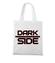 Po ciemnej stronie mocy torba z nadrukiem filmy i seriale gadzety werprint 1057 161