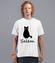 Salem kot z magia koszulka z nadrukiem filmy i seriale mezczyzna werprint 1061 40