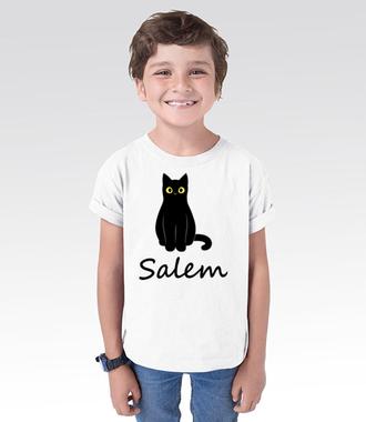 Salem. Kot z magią. - Koszulka z nadrukiem - Filmy i seriale - Dziecięca