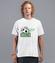 Doskonaly strzal koszulka z nadrukiem sport mezczyzna werprint 1071 40