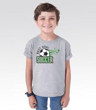 Doskonały strzał - Koszulka z nadrukiem - Sport - Dziecięca