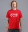 Jesc pic spac i grac koszulka z nadrukiem sport mezczyzna werprint 1074 42