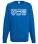 Jesc pic spac i grac bluza z nadrukiem sport mezczyzna werprint 1074 109