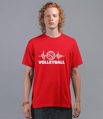 Moja ukochana - siatkowa - Koszulka z nadrukiem - Sport - Męska