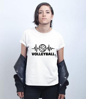 Moja ukochana - siatkowa - Koszulka z nadrukiem - Sport - Damska