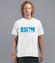 Plynac w strone sukcesu koszulka z nadrukiem sport mezczyzna werprint 1077 40