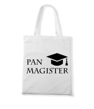 Jestę Pan Magister - Torba z nadrukiem - Szkoła - Gadżety