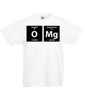 OMG!!! Koszulka idealna - Koszulka z nadrukiem - Szkoła - Dziecięca