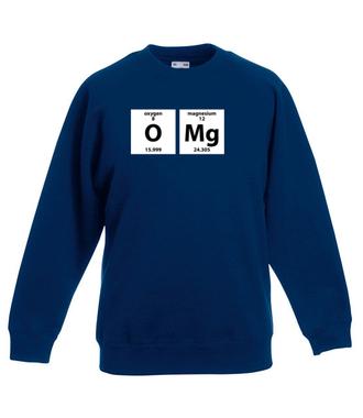 OMG!!! Koszulka idealna - Bluza z nadrukiem - Szkoła - Dziecięca