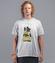 Mi sie piwo widzi koszulka z nadrukiem smieszne mezczyzna werprint 170 45