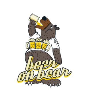 Mi sie piwo widzi grafika na koszulke meska 170
