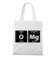 Omg koszulka idealna torba z nadrukiem szkola gadzety werprint 1089 161