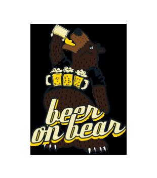 Mi sie piwo widzi grafika na bluze meska 170