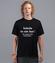 Szkola nie bar nie musisz byc codziennie koszulka z nadrukiem szkola mezczyzna werprint 1094 41
