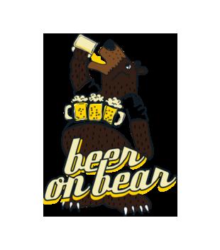 Mi sie piwo widzi grafika na koszulke dziecieca 170
