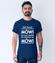 Jak facet mowi to mowi koszulka z nadrukiem smieszne mezczyzna werprint 1101 56