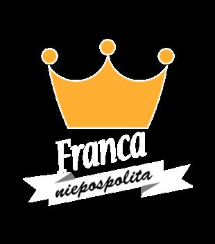 Franca niepospolita grafika na koszulke damska 1105
