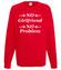 Bez baby lzej bluza z nadrukiem smieszne mezczyzna werprint 1115 108